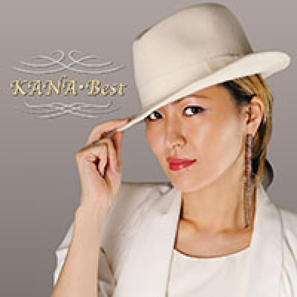 画像1: KANA・Best/KANA [CD] (1)