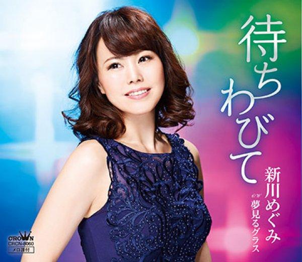 画像1: 待ちわびて/夢見るグラス/新川めぐみ  [CD]gak6 (1)
