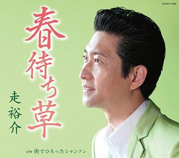 画像1: 春待ち草/街でひろったシャンソン/走裕介 [カセットテープ/CD] (1)