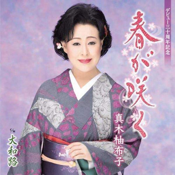 画像1: 春が咲く/大和路/真木柚布子 [カセットテープ/CD] (1)