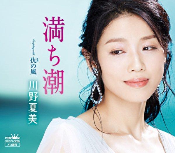 画像1: 満ち潮/仇の風/川野夏美 [カセットテープ/CD] (1)