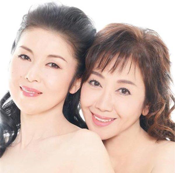画像1: いつもそばにいるよ/オンナノハナミチ/伍代夏子・藤あや子 [CD] (1)